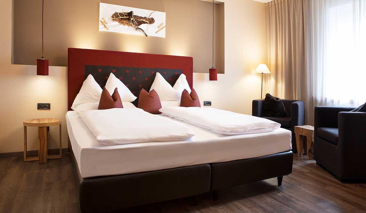Camere ad andalo in hotel 3 stelle superior hotel nordik for 3 stelle arredamenti