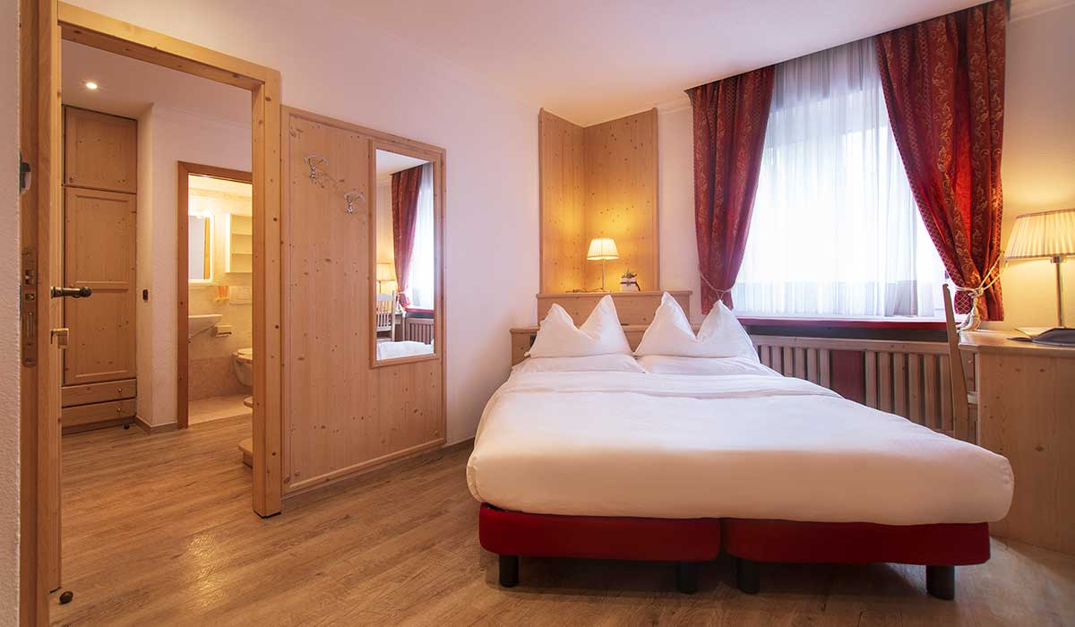 Camere comfort in Hotel 3 Stelle Andalo | Hotel Nordik