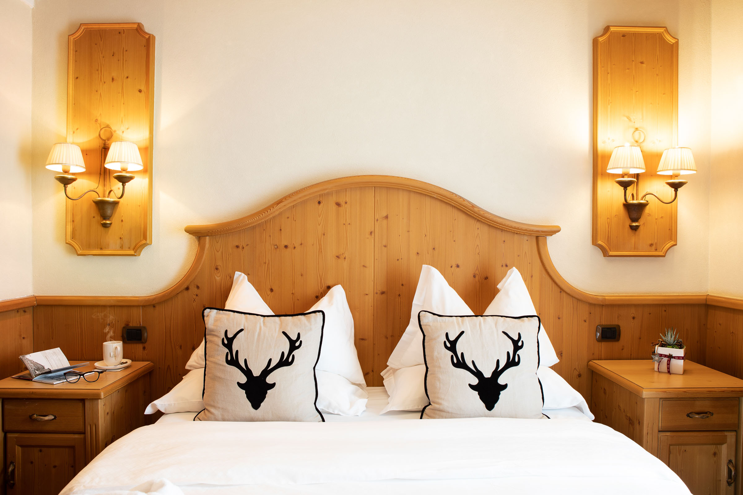 Junior Suite Relax in Hotel 3 Stelle Andalo   Hotel Nordik
