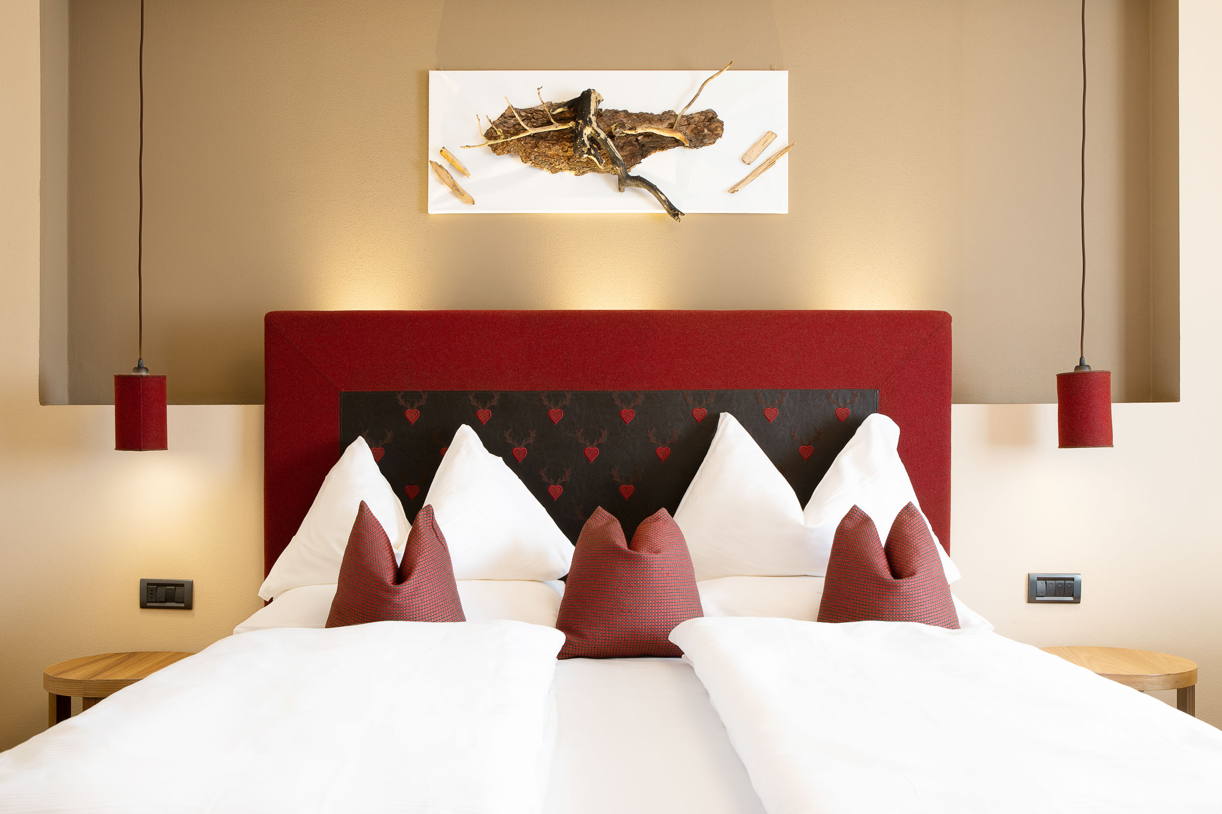 Camere comfort in Hotel 3 Stelle Andalo | Hotel Nordik